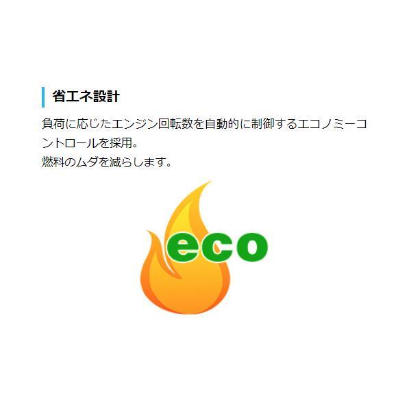 HPG3000i) ワキタ ロンシン インバーター発電機 商品画像3:ニッチ・リッチ・キャッチKaago店