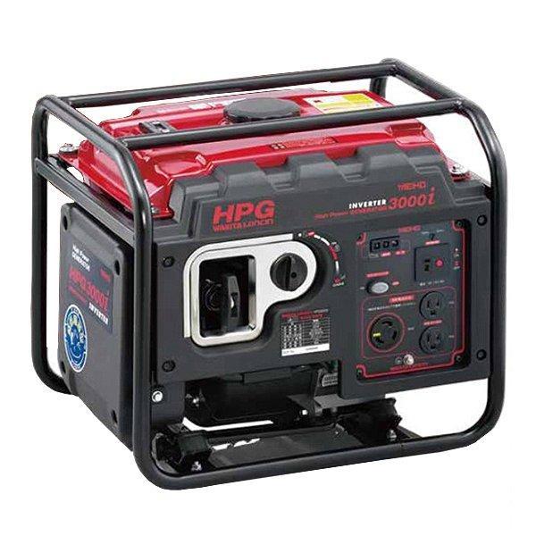 HPG3000i) ワキタ ロンシン インバーター発電機 商品画像1:ニッチ・リッチ・キャッチKaago店