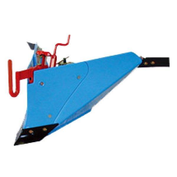 ホンダ ブルー溝浚器 尾輪付 こまめ F220用 (10876)