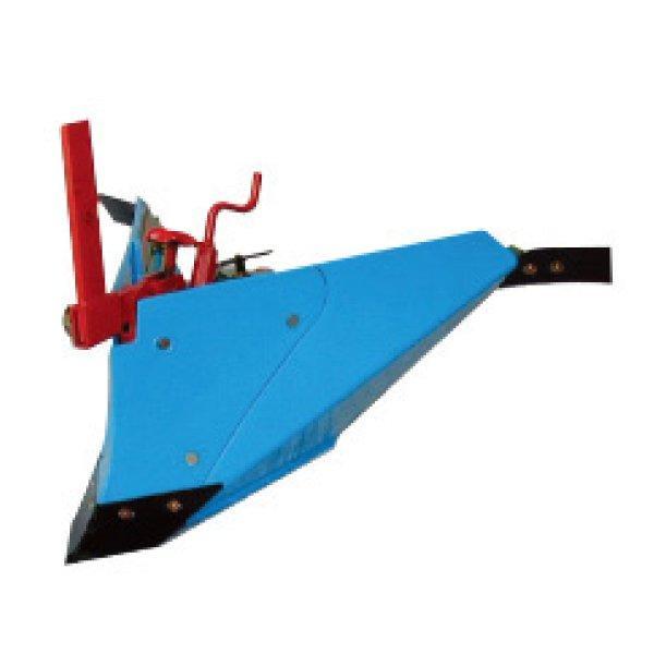 ホンダ ブルー溝浚器 尾輪付 パンチ F503用 (10884)