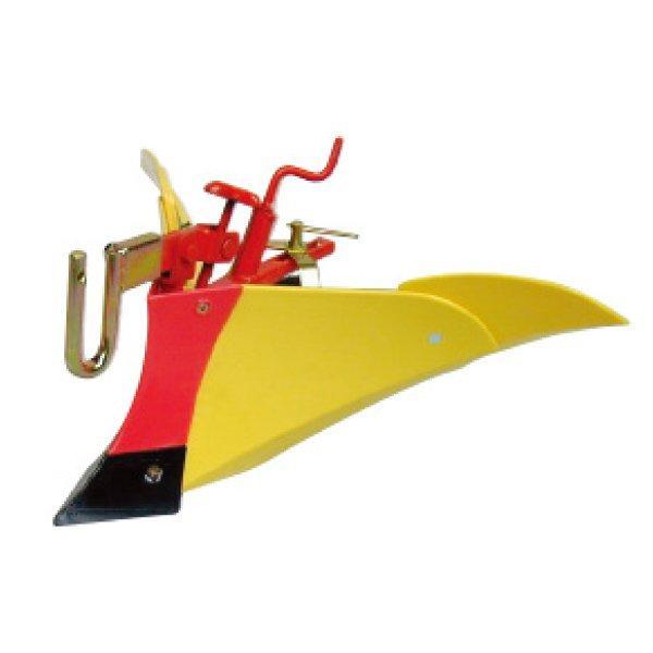 ホンダ ニューイエロー培土器 尾輪付 プチな FG201用 (10980)