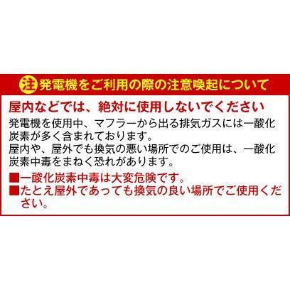 EF900IS) ヤマハ 発電機 EF900IS (発電機 インバーター) 商品画像11:ニッチ・リッチ・キャッチKaago店
