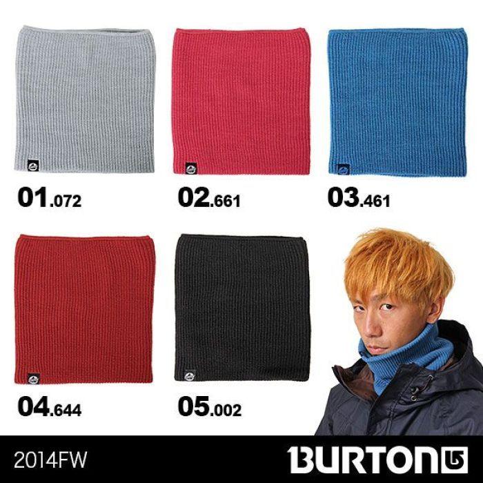 【BURTON/バートン】メンズ ネックウォーマー 10444101