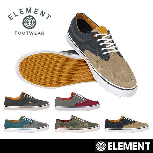【ELEMENT/エレメント】メンズ スケートシューズ TOPAZ C3{AE028-104}40%O・・・