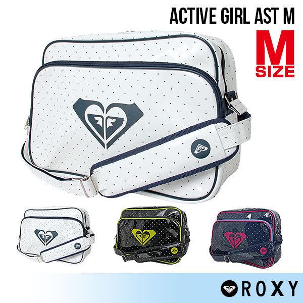 【ROXY/ロキシー】レディース エナメルバッグ ACTIVE GIRL AST M{BBG155308・・・
