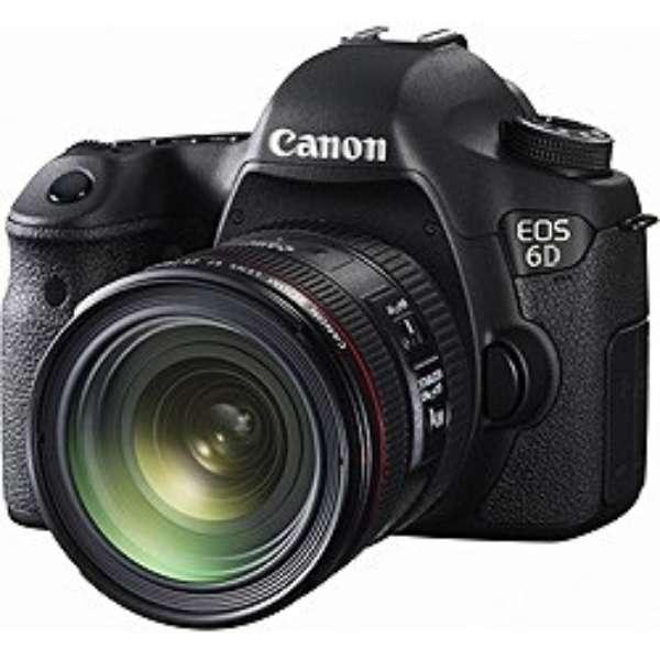 EOS 6D EF24-70L IS USM レンズキット