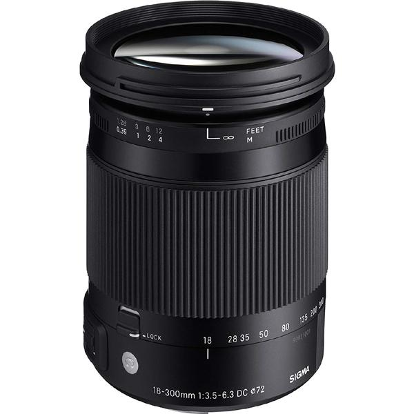18-300mm F3.5-6.3 DC MACRO OS HSM ニコン用:onHOME PLUS(オンホーム プラス)