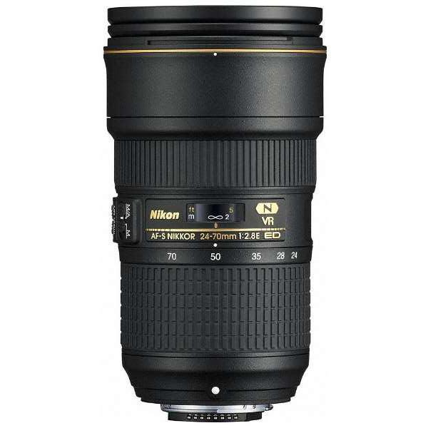 AF-S NIKKOR 24-70mm f/2.8E ED VR 商品画像2:onHOME PLUS(オンホーム プラス)