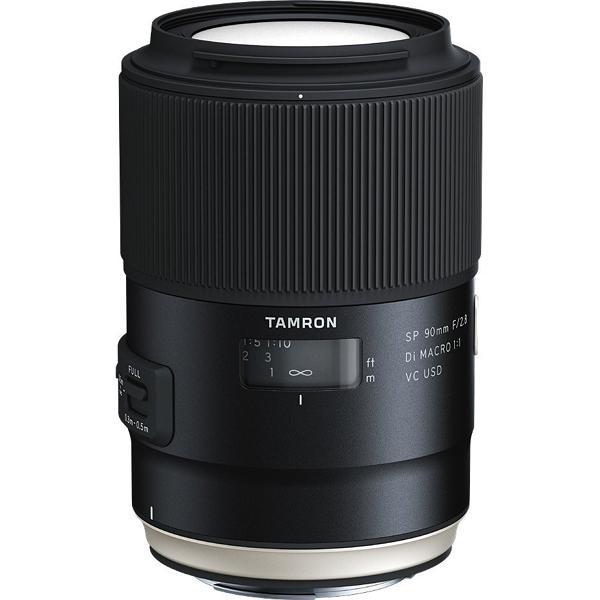 SP 90mm F/2.8 Di MACRO 1:1 VC USD(Model F017) ニコン用