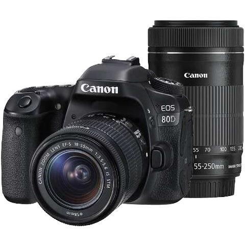 EOS 80D ダブルズームキット