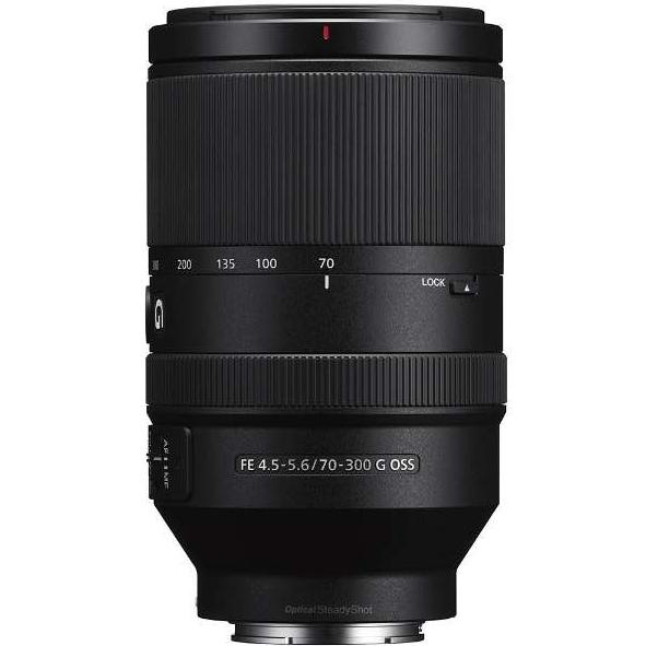 FE 70-300mm F4.5-5.6 G OSS SEL70300G 商品画像2:onHOME PLUS(オンホーム プラス)