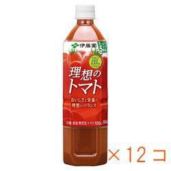 理想のトマト 900gPET(ケース)