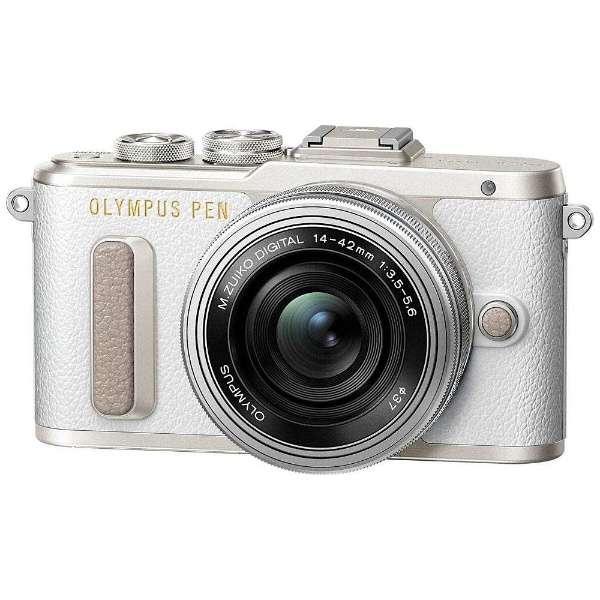 E-PL8 14-42mm EZレンズキット ホワイト