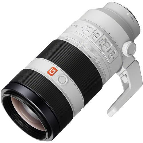 FE 100-400mm F4.5-5.6 GM OSS SEL100400GM
