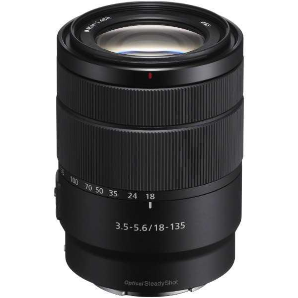 E 18-135mm F3.5-5.6 OSS SEL18135