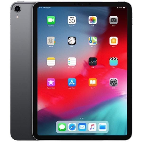 iPad Pro 11インチ Wi-Fi 1TB MTXV2J/A【国内正規品】