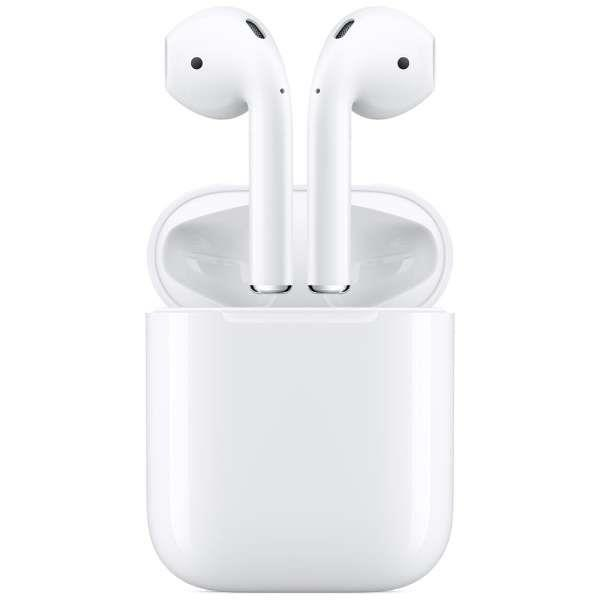 AirPods with Charging Case MV7N2J/A【国内正規品】