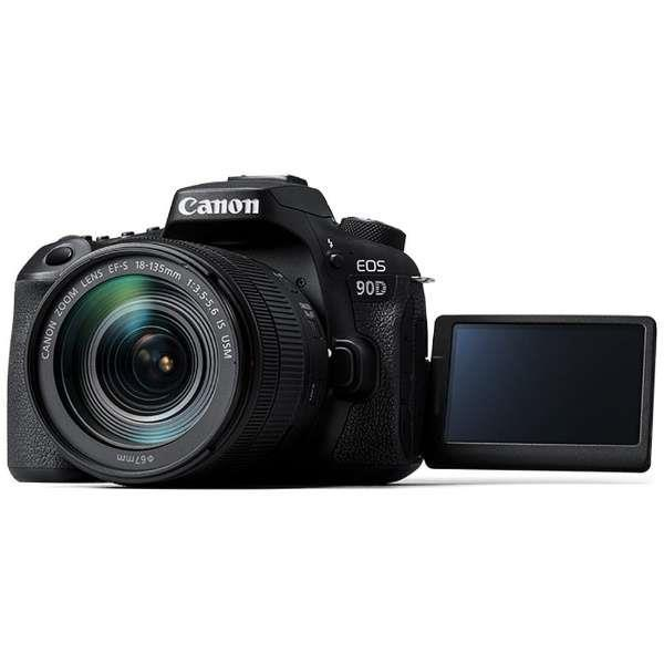 EOS 90D EF-S18-135 IS USM レンズキット 商品画像4:onHOME Kaago店(オンホーム カーゴテン)