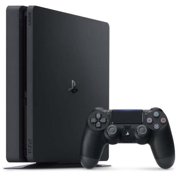 プレイステーション4 500GB ジェット・ブラック CUH-2200AB01
