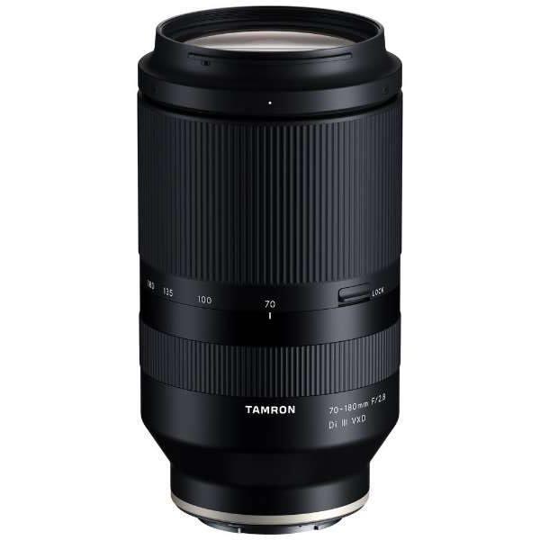 70-180mm F/2.8 Di III VXD (Model A056)ソニーEマウント用