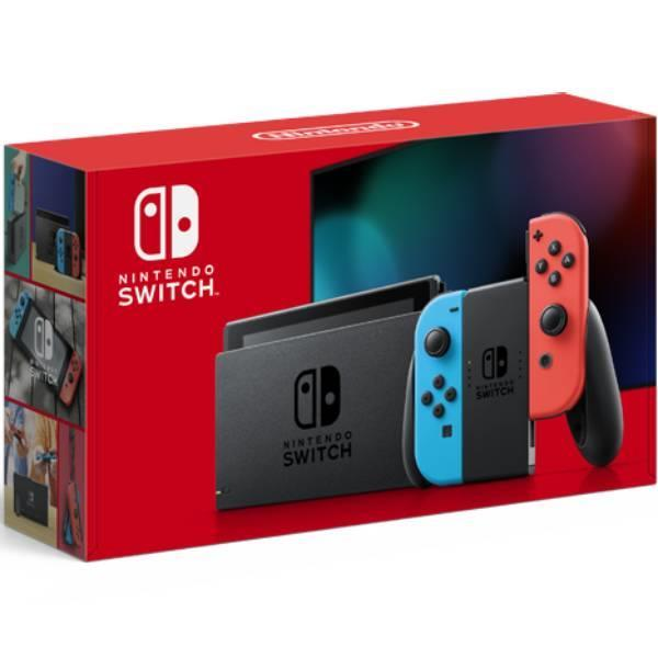 Nintendo Switch ネオンブルー・ネオンレッド HAD-S-KABAA