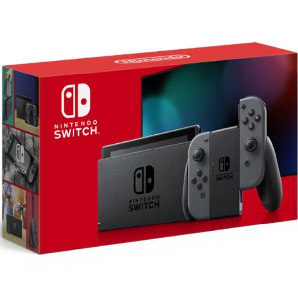 Nintendo Switch グレー HAD-S-KAAAA