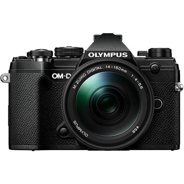 OM-D E-M5 Mark III 14-150mm II レンズキット ブラック 商品画像2:onHOME Kaago店(オンホーム カーゴテン)
