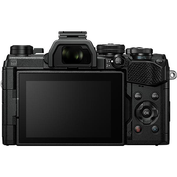 OM-D E-M5 Mark III 14-150mm II レンズキット ブラック 商品画像3:onHOME Kaago店(オンホーム カーゴテン)