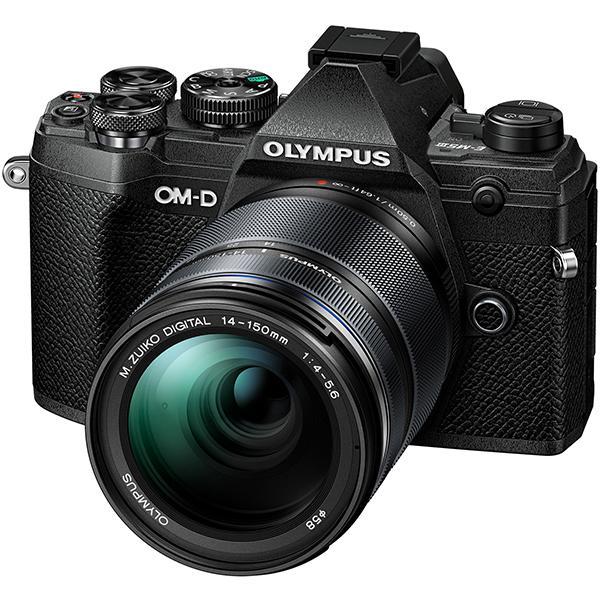 OM-D E-M5 Mark III 14-150mm II レンズキット ブラック