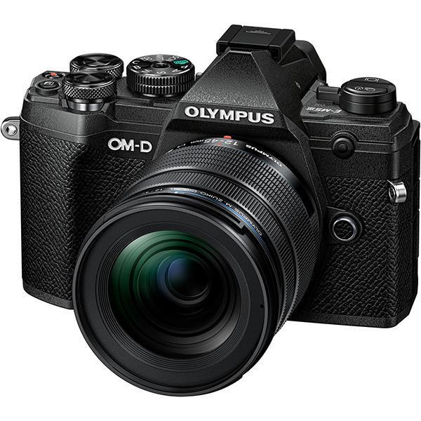 OM-D E-M5 Mark III 12-45mm F4.0 PROキット ブラック