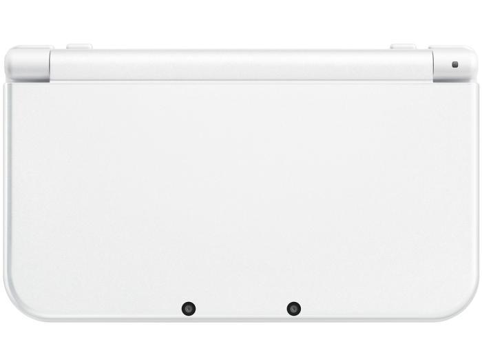 Newニンテンドー3DS LL パールホワイト【アウトレット 状態 S】:パニカウ