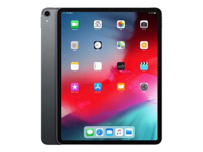 iPad Pro 12.9インチ Wi-Fi 64GB MTEL2J/A [スペースグレイ]【アウトレット ・・・