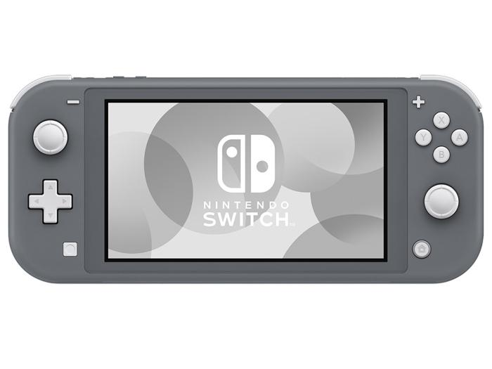 Nintendo Switch Lite [グレー] outlet