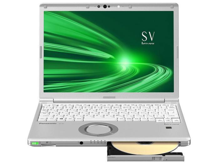 Let's note SV9 CF-SV9HDSQR [シルバー]【アウトレット 状態 S】:パニカウ