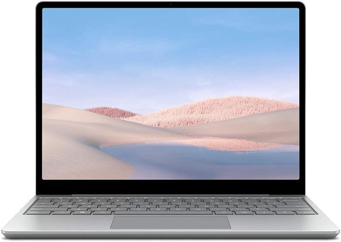 Surface Laptop Go THH-00020 [プラチナ] 商品画像1:パニカウ