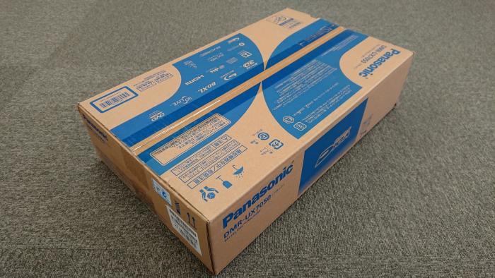 おうちクラウドディーガ DMR-UX7050 商品画像2:パニカウ