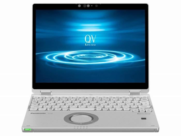 Let's note QV8 CF-QV8UFLVS SIMフリー 商品画像1:パニカウ