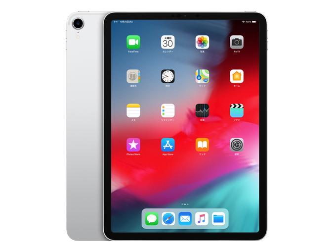 iPad Pro 11インチ Wi-Fi 64GB MTXP2J/A [シルバー]