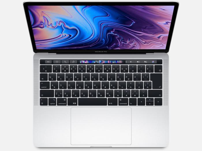 MacBook Pro Retinaディスプレイ 2300/13.3 MR9V2J/A [シルバー]【アウトレッ・・・