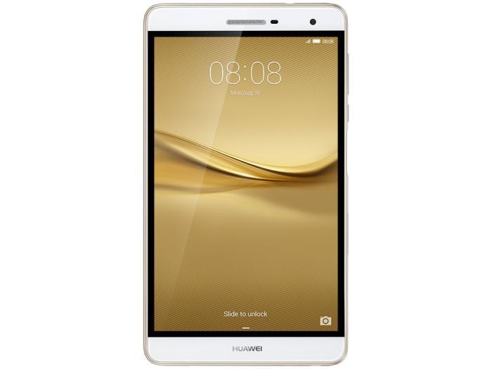 MediaPad T2 7.0 Pro LTEモデル SIMフリー [ゴールド]【アウトレット 状態 S・・・