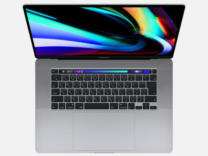 MacBook Pro Retinaディスプレイ 2300/16 MVVK2J/A [スペースグレイ]