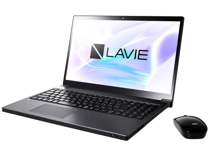 LAVIE Note NEXT NX850/JAB PC-NX850JAB [グレイスブラックシルバー・・・