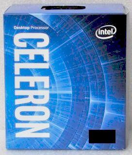 Intel Celeron Dual-Core G3930 BOX