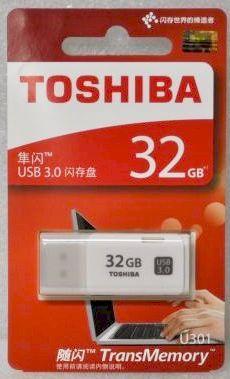 Toshiba THN-U301W0320 [32GB]
