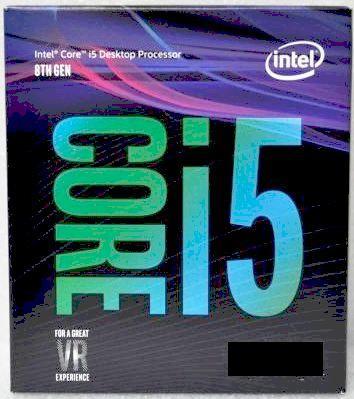 Core i5 8400 BOX 製品画像