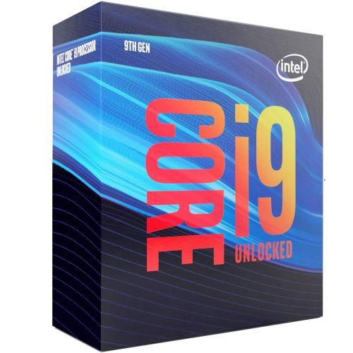 Core i9 9900K BOX 製品画像
