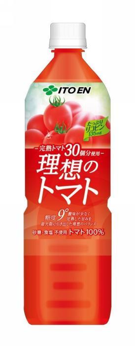 理想のトマト 900g ×12本 伊藤園