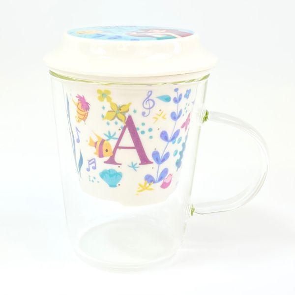ディズニー-アリエル-ティーマグ-食器-マグカップ-Disney-ギフト-リトルマーメイド-グッズ-日本製