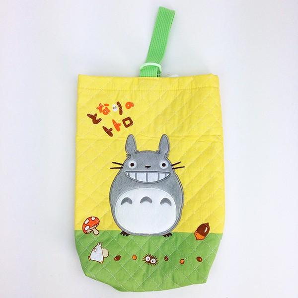 ジブリ-となりのトトロ-シューズバッグ-「にこにこトトロ」-入園・入学-グッズ