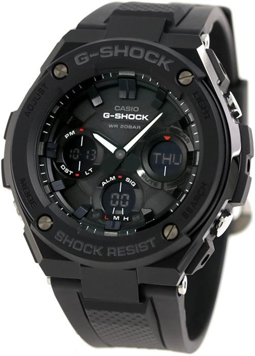 G-SHOCK G-STEEL GST-S100G-1BDR [海外モデル]